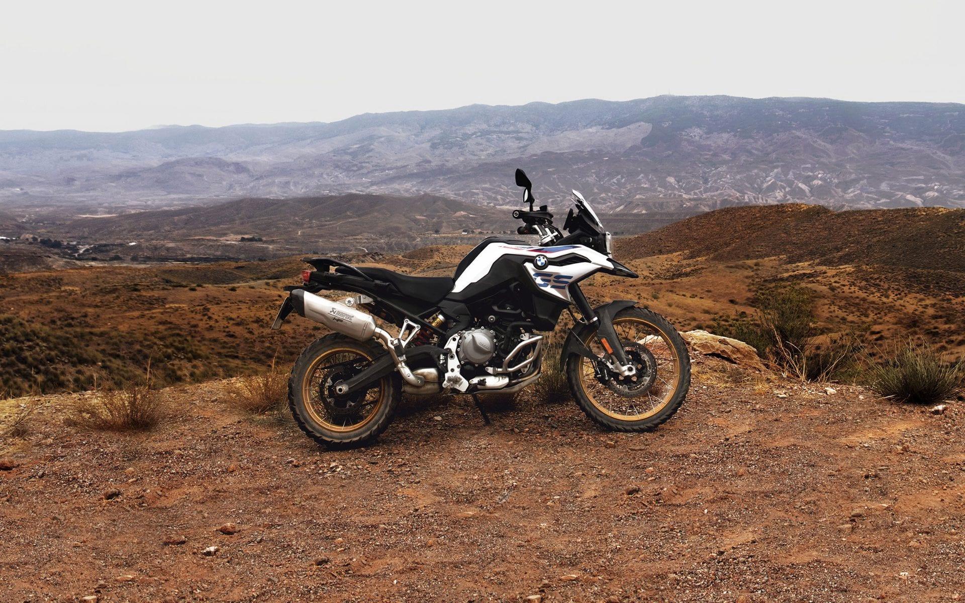 Moto BMW Segunda Mano