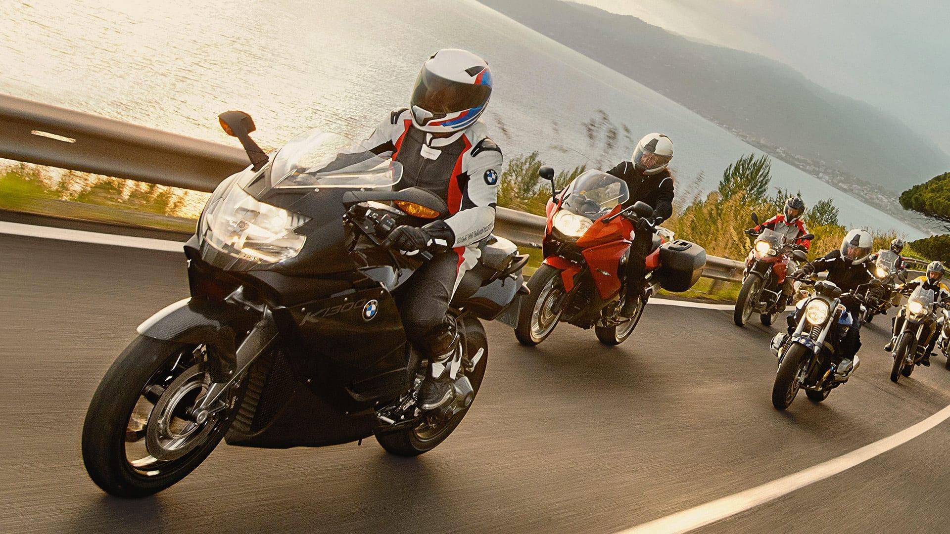 Ruta de motos