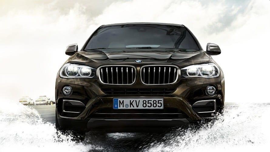 BMW X6 ocasión