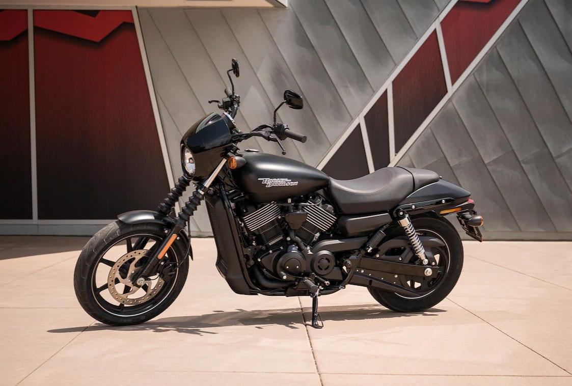 Harley Davidson Negra