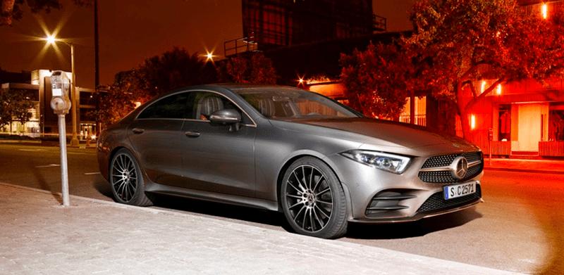 Mercedes-Benz Clase CLS de segunda mano