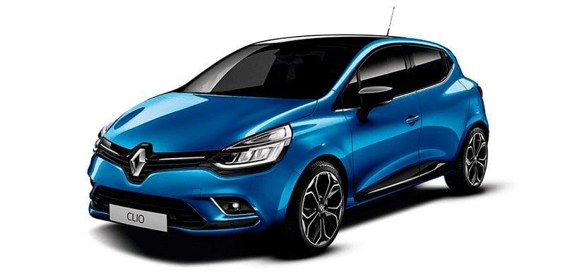 Renault Clio de segunda mano