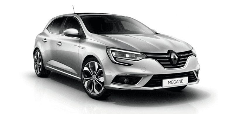 Renault Megane Segunda mano