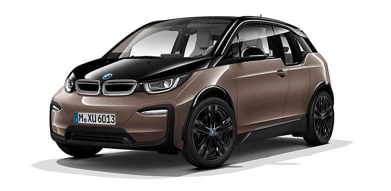 BMW i3 de segunda mano