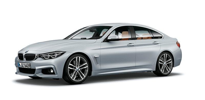 BMW Serie 4 de segunda mano
