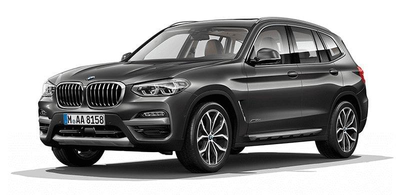 BMW X3 de segunda mano