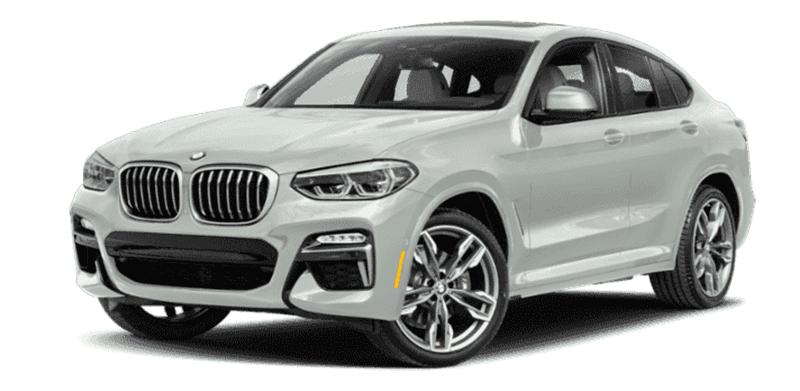 BMW X4 de segunda mano