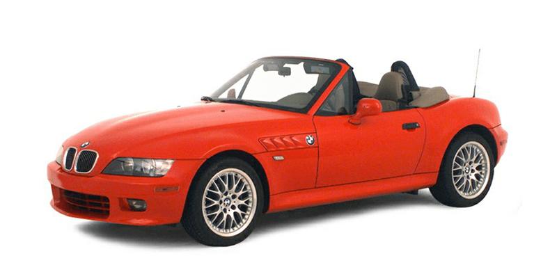 BMW Z3 de segunda mano