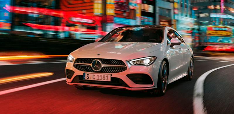 Mercedes-Benz Clase CLA de segunda mano
