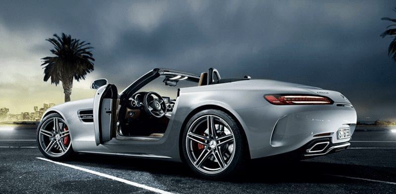 Mercedes-Benz AMG GT de segunda mano