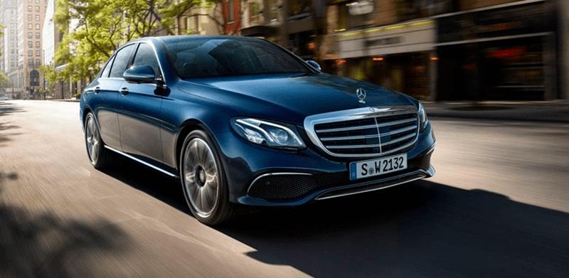 Mercedes-Benz Clase E de segunda mano