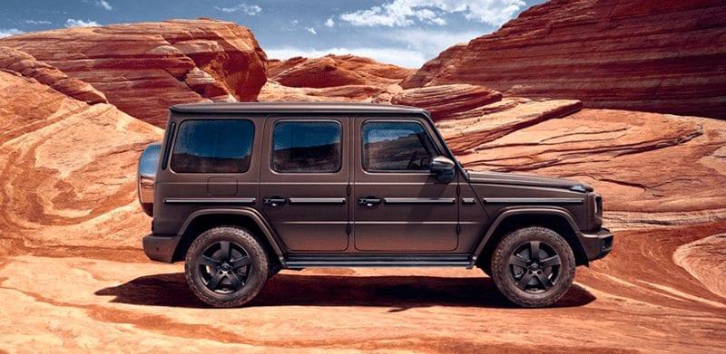 Mercedes-Benz Clase G de segunda mano