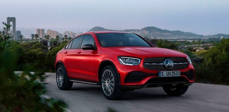 Mercedes-Benz Clase GLC de segunda mano