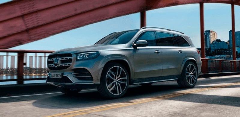 Mercedes-Benz Clase GLS de segunda mano