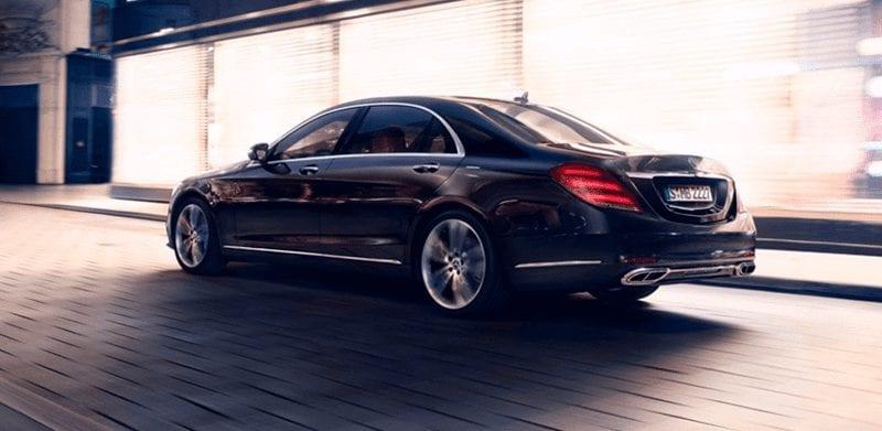 Mercedes-Benz Clase S de segunda mano