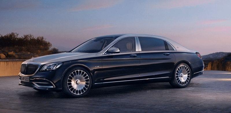 Mercedes-Benz Clase S Maybach de segunda mano