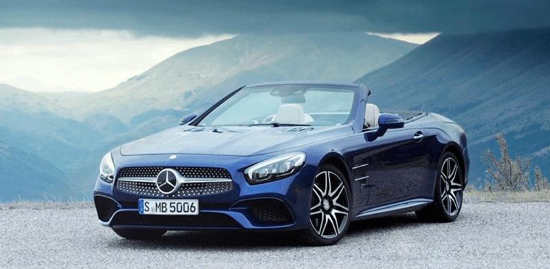 Mercedes-Benz Clase SL de segunda mano