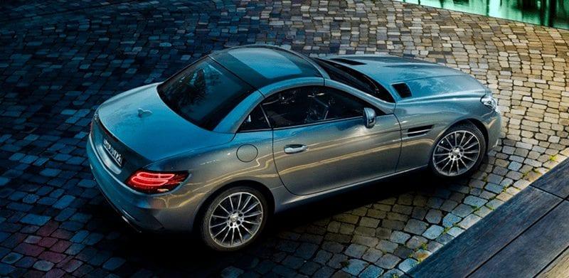 Mercedes-Benz Clase SLC de segunda mano