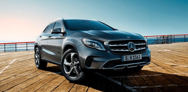 Mercedes-Benz Clase GLA de segunda mano