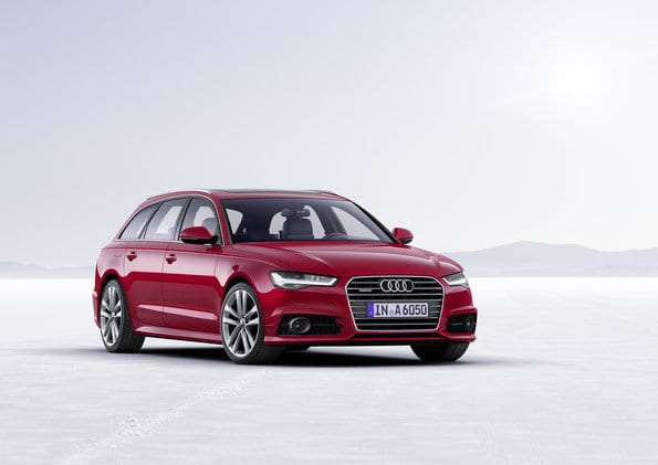 Audi ranchera